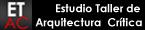 Estudio Taller de Arquitectura Crítica